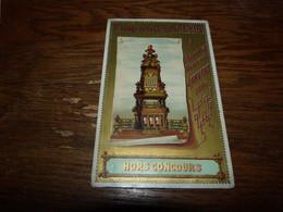 Chromo Liebig Exposition Universelle Anvers 1885 - Sin Clasificación