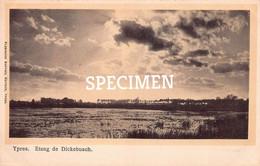 Etang De Dickebusch @ Ypres Ieper - Ieper