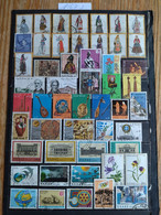G167J-LOTE SELLOS GRECIA SIN TASAR,SIN REPETIDOS,ESCASOS. -GREECE STAMPS LOT WITHOUT PRICING WITHOUT REPEATED. -GRIECHEN - Collections