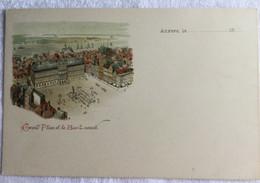 Anvers-Grand-place Et Le Bas Escaut-758 - Otros