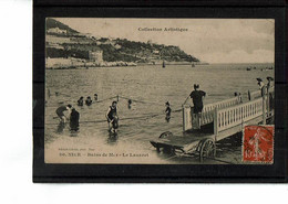 06 - NICE - Bains De Mer, Le Lazaret - 2930 - Otros