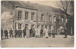 08 Musée De BAZEILLES Avec Les Allemands Devant - Other Municipalities