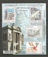 Bloc   Monaco En Neuf **  N 97  Vendu Au Prix De La Poste - Blocks & Sheetlets