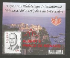 Bloc   Monaco En Neuf **  N 94  Vendu Au Prix De La Poste - Blocks & Sheetlets