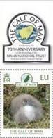 2021 - ISLE OF MAN - EUROPA CEPT - FAUNA NAZIONALE IN VIA DI ESTINZIONE / ENDANGERED NATIONAL WILDLIFE. MNH - 2021
