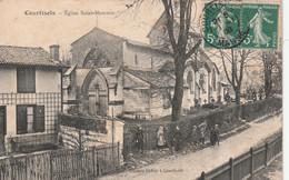 COURTISOLS  Eglise Saint Memmie - Non Classés