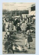 G963/ Mosambik AK Lourenco Marques  Interior Do Mercado  Ca.1912 - Welt