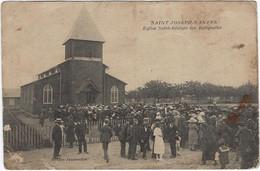 44  Nantes Saint Joseph De Portricq   - Eglise Saint Georges Des Batignolles - Nantes