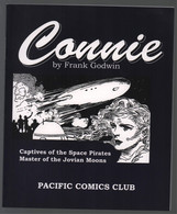 Pacific Comics Club Connie 1 Captives Of The Space Pirates / Master Of The Jovian Moons (Frank Godwin) 2009 - Other Publishers