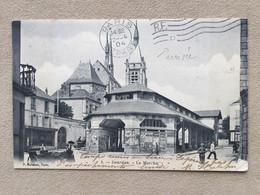 DOURDAN-Essonne-le Marché - Dourdan