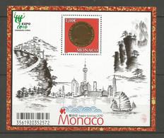 Bloc   Monaco En Neuf **  N 96  Vendu Au Prix De La Poste - Blocchi