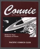 Pacific Comics Club Connie 2 Battle For Titan / Predators Of Polaria (Frank Godwin) 2009 - Other Publishers