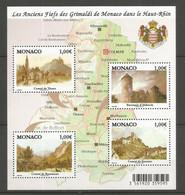 Bloc   Monaco En Neuf **  N 98  Vendu Au Prix De La Poste - Blocks & Sheetlets