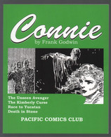 Pacific Comics Club Connie 4 The Unseen Avenger (Frank Godwin) 2012 - Other Publishers