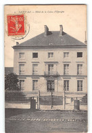CPA 50 Saint Lo Hotel De La Caisse D'Epargne - Saint Lo