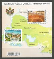 Bloc   Monaco En Neuf **  N 99  Vendu Au Prix De La Poste - Blocks & Sheetlets