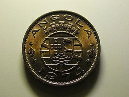 Portuguese Angola 1 Escudo 1974 - Portugal