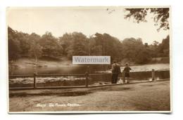 Keston, Bromley - The Ponds - 1959 Used Kent Real Photo Postcard - Autres