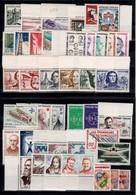 Annee Complete 1959 N** Cote 79 Euros - 1950-1959