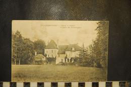 CP, 58, MOULINS-ENGILBERT CHATEAU DE MARRY - Moulin Engilbert