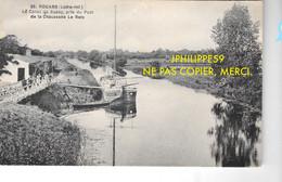 44.1001 ROUANS - LE CANAL DE BUZAY PRIS DU PONT DE LA CHAUSSEE LE RETZ - Unclassified