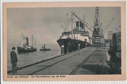 HOEK VAN HOLLAND - HARBOUR HARWICH BOAT - Hoek Van Holland
