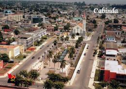 1 AK Cabinda Exklave Von Angola * Ansicht Der Stadt Cabinda - Luftbildaufnahme * - Angola