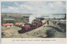 MAIL TRAIN - MOMBASSA - KENYA - Kenya