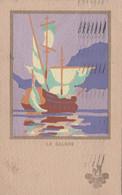 Le Galere - Cartolina Viaggiata Da Trento A Forlì Nel 1926 - Andere