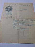 T274 - Facture De La Fromagerie De Mesnil Guillaume Près De Lisieux - Calvados - La Lexovienne - Invoices