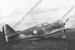 PHOTO RETIRAGE REPRINT AVION      BLOCH 152 N°702 - Luchtvaart