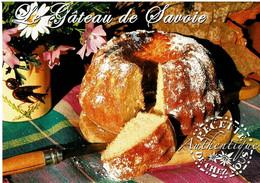 Recette Authentique De Chez Nous : Le Gâteau De Savoie - éditions Seca - Neuve - Recipes (cooking)
