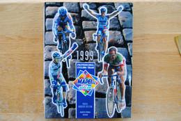 4812/MAPEI § QUICK STEP-Pro Cycling Team 1999-Photo Roberto BETTINI-ALBERTO PEDRALI EDIZIONI - Collections