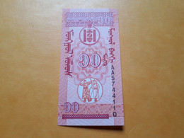 MONGOLIE 10 MONGO 1993 BILLET NEUF - Mongolia