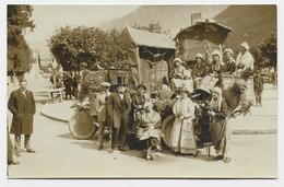 CHAMONIX CARTE PHOTO VOGUE 1923 COSTUME - Chamonix-Mont-Blanc