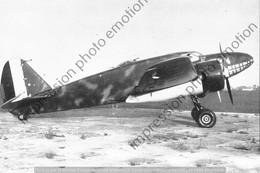 PHOTO RETIRAGE REPRINT AVION    CAPRONI - Aviation