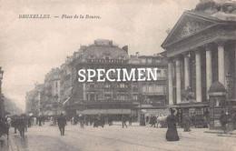Place De La Bourse @ Bruxelles - Marktpleinen, Pleinen