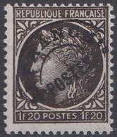 FRANCE PREO  N** 91 MNH - 1893-1947