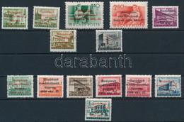 ** 1956 Soproni Kiadás 14 értékes Sorozat MB Garancia Jelzéssel (400.000) - Non Classificati