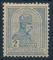 * 1900 Turul 2K 1-es Vízjelállás (140.000) - Non Classificati