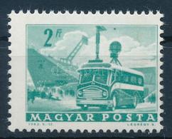 ** 1963 Közlekedés 2Ft Fordított Képállású Hátoldali Nyomattal - Non Classificati