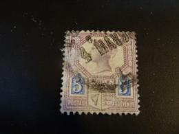 Grande-Bretagne  1887-1900  Numéro 99  VR - Unclassified
