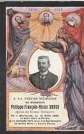 ABL, Baucq Mort Pour Patrie Le 12 Octobre 1915 - Obituary Notices