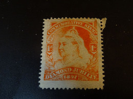 Grande-Bretagne   DIAMOND JUBILEE 1897 Commemorative Stamp  Neuf** MNH - Unused Stamps