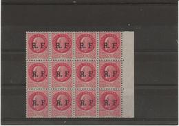 TIMBRES LBERATION LYON N° 12 BLOC DE 12 NEUF SANS CHARNIERE -ANNEE 1944 - COTE : 204 € - Liberation