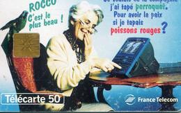 TELECARTE -ROCCO C'EST LE PLUS BEAU  50 Unités - Other