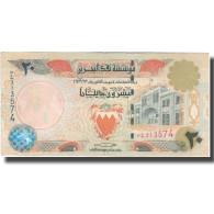 Billet, Bahrain, 20 Dinars, L.1973, KM:23, TTB - Bahrain