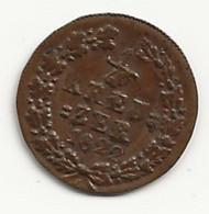 ALLEMAGNE - Nassau - 1/4 Kreuzer - 1822 - TB/TTB - Petites Monnaies & Autres Subdivisions