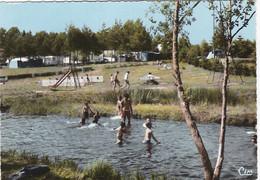 BUGEAT Camping Et Baignade Sur La Vezere Cpsm Gm - Autres Communes
