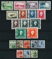 India (Holandesa) Nº 285/97-298/302-303/5 Usado - India Holandeses